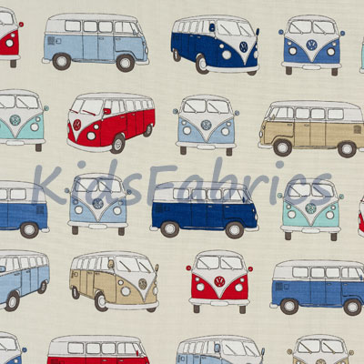 Camper Vans - Blue [SALE]
