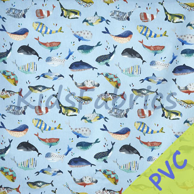 Whale Watch - Pacific [PVC]