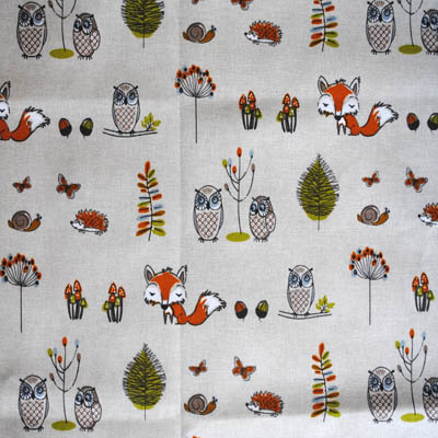 Woodland Fox - Multi