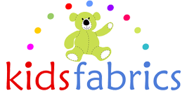 Kids Fabric online shop for fabric and curtains for childrens rooms